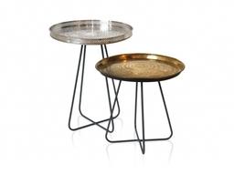 New Casablanca Table (Grey Legs)