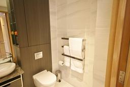 Smart City Apartments Moorgate London Bathroom