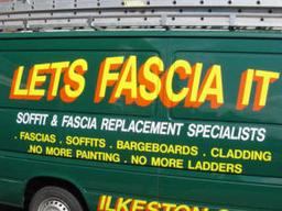 Fascias, Soffits, Guttering, Cladding, Nottingham, Derby