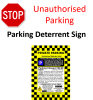 Parking Enforcement Signs