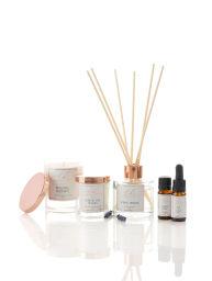 Lib's Aromatherapy home fragrance range