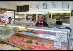 Halal Butchers