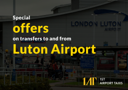 Special Offers Luton Airport