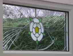 broken windows mayo mayo broken glass glazing