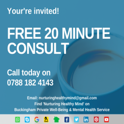 FREE 20 min telephone consult