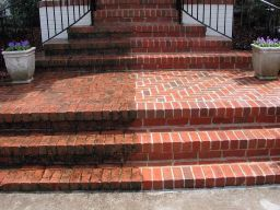 Cleaning of pathways and paved areas