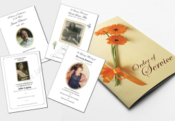 Same Day Order-of-Service Printing Coventry