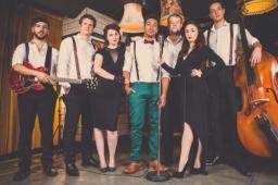 Park Lane Vintage Wedding Band