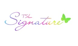 TSL Signature exclusive products.
