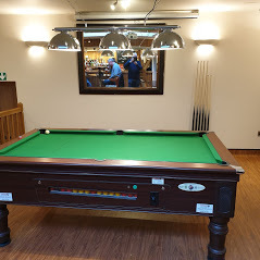 Castle Inn Bar with Pool table