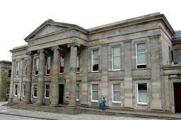 Hamilton Sheriff Courts