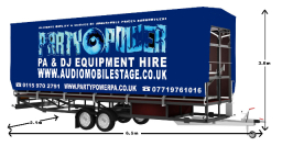 Mobile Stage Hire Nottingham