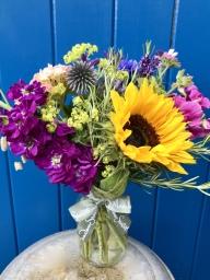 British flower subscription service posy