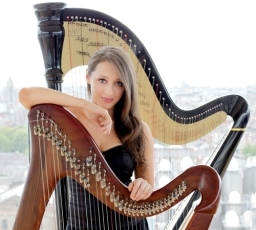 Seana Irish Harpist Pianist Dancer