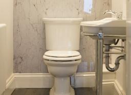 Glaast Toilet