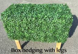 artificial hedging with legs