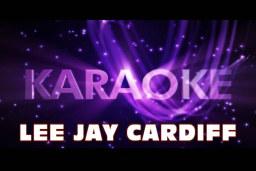Karaoke Cardiff Lee J Disco