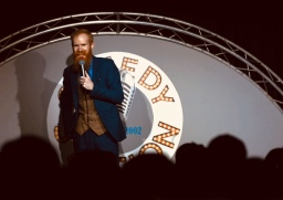 Comedy Station Blackpool ryan gleeson