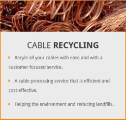 scrap cabling