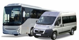 Minibus and coach hire 6-32 seat