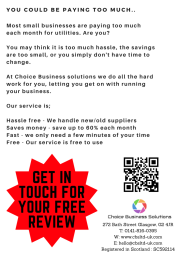 Choice Business Solutions Ltd -Free Review 2