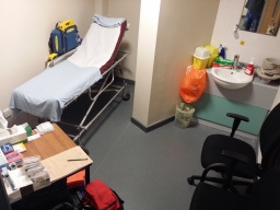 Venue First Aid Rooms