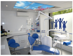 Modern dental surgeries