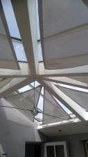 VU Sun Shade Sail Blinds