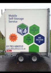 Mobile storage Swindon