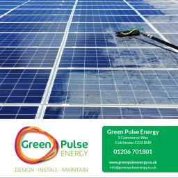 Green Pulse Solar Energy Maintenance