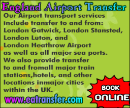 England Airport Transfers