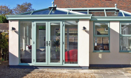 Orangery at Admiral Windows Chilton showsite
