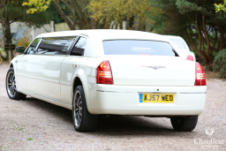 Baby Bentley Limousine Wedding Car Hire