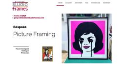 Wimbledon Studio Frames - picture framing Website