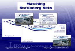 Matching Stationery Sets