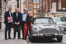 Kidston's Italian Job Celebration Event