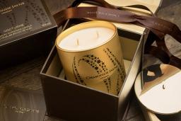Ormonde Jayne Luxury Candle Packaging Design