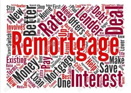 Re-mortgage services