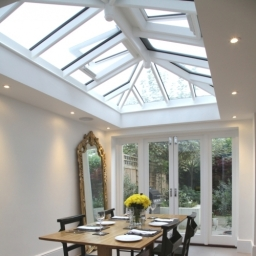 Orangery Style Extension