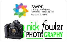 Logo professional photographer Nick Fowler