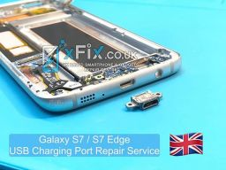 Samsung Galaxy s7 Charging port Replacement
