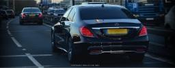 GS Car Hire London Chauffeurs - Corporate & Privat