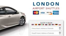 Book an airport transfer online