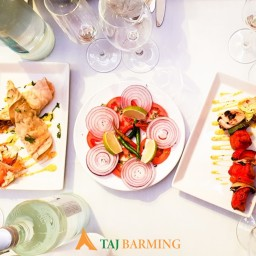 Taj Barming food images1