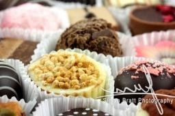 Luxury Chocolates Product Photography