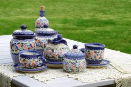 BCV Polish pottery