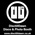 Disctilldawn - DJ, photo booth and light up numbers hire