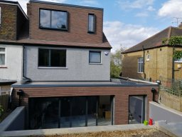 Loft Conversion and House Extension After