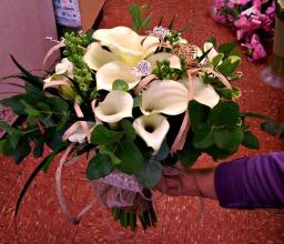 Shabby Chic Bridal Bouquet