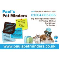 Paul's Pet Minders